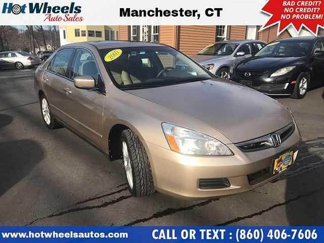 Honda Accord 2007 $4990.00 incacar.com