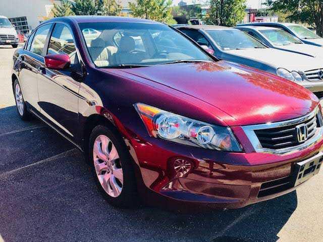 Honda Accord 2008 $5395.00 incacar.com