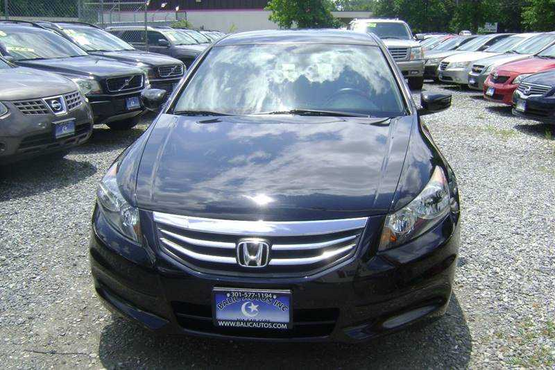 Honda Accord 2012 $9200.00 incacar.com
