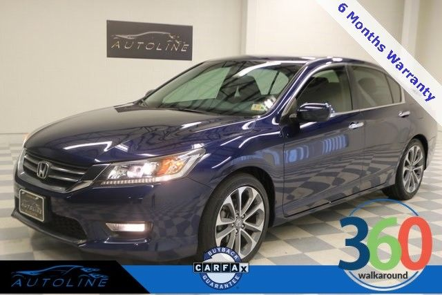 Honda Accord 2013 $12393.00 incacar.com