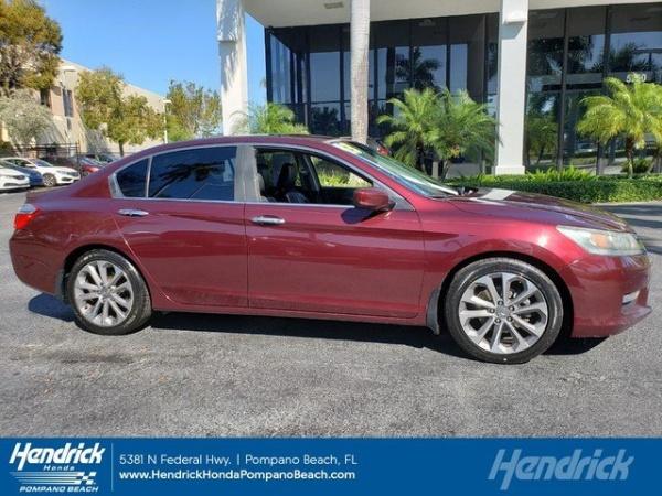 Honda Accord 2013 $7855.00 incacar.com