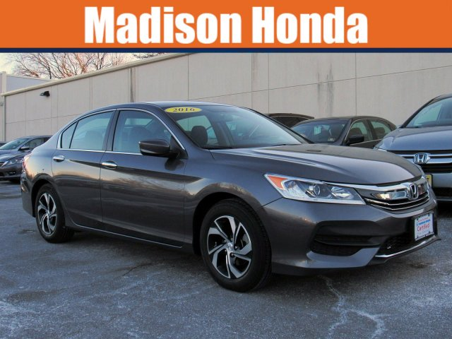 Honda Accord 2016 $17657.00 incacar.com