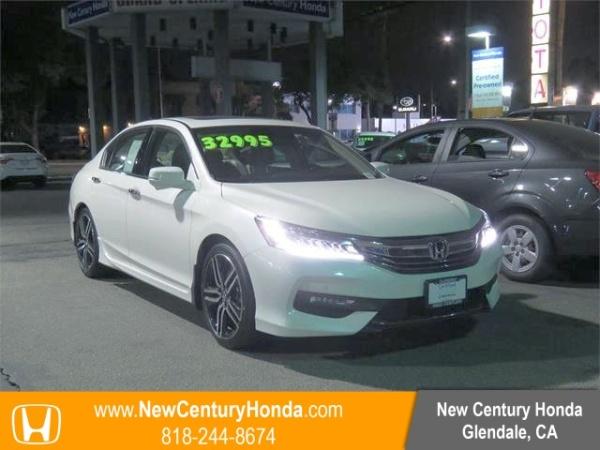 Honda Accord 2017 $29737.00 incacar.com