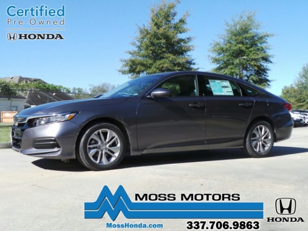 Honda Accord 2018 $23479.00 incacar.com