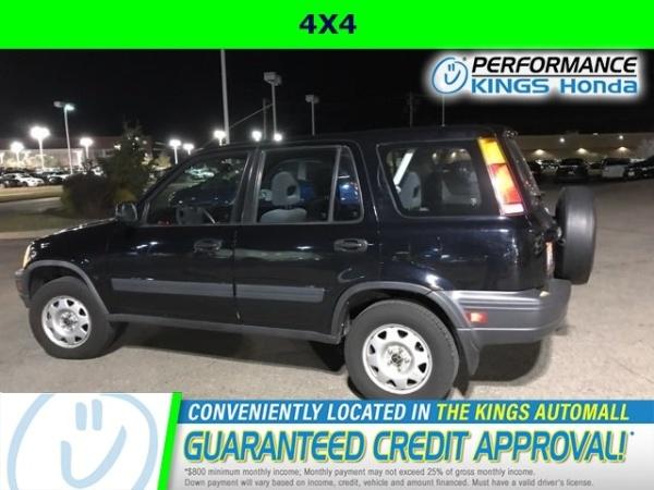 Honda CR-V 1999 $3950.00 incacar.com