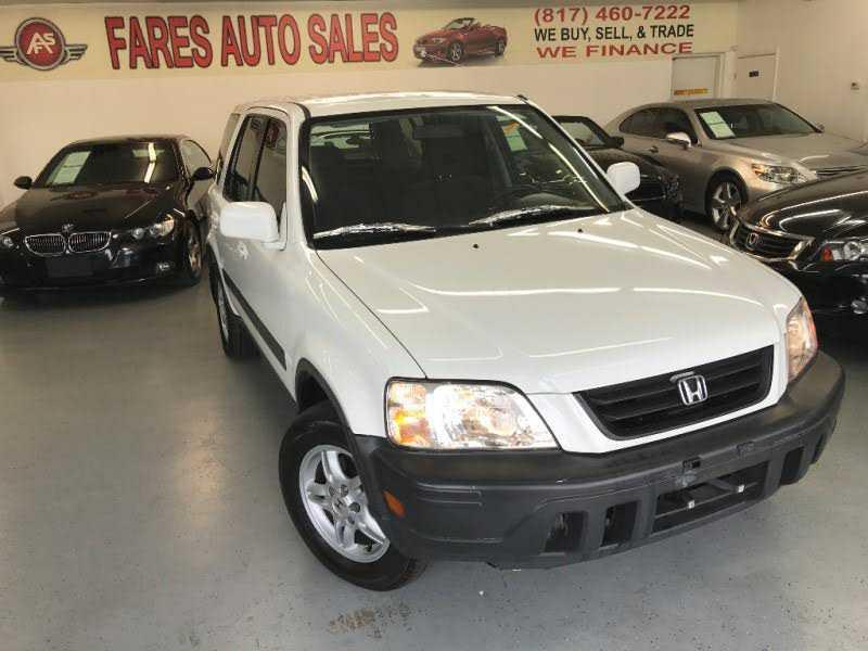 Honda CR-V 1999 $2998.00 incacar.com