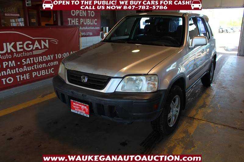 Honda CR-V 2000 $700.00 incacar.com