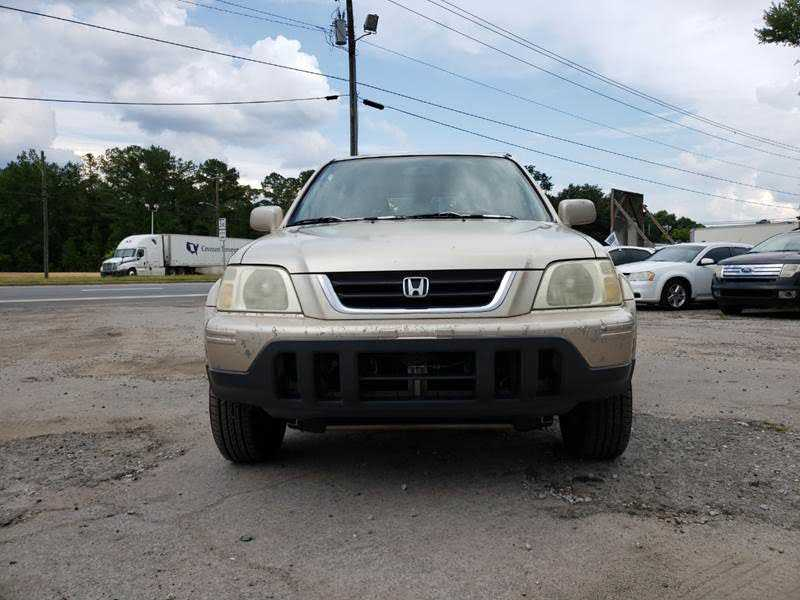 Honda CR-V 2001 $2995.00 incacar.com