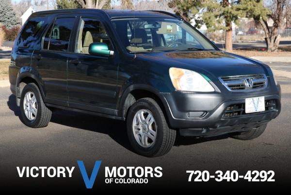 Honda CR-V 2003 $10999.00 incacar.com