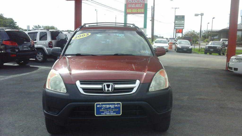 Honda CR-V 2003 $5000.00 incacar.com