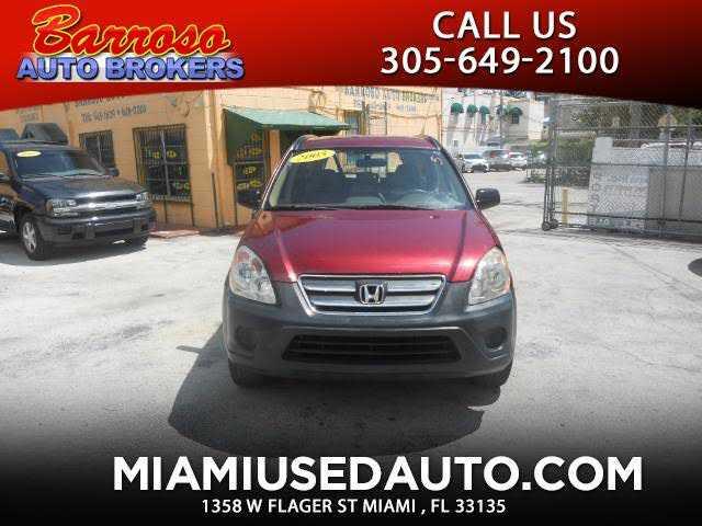 Honda CR-V 2005 $5000.00 incacar.com