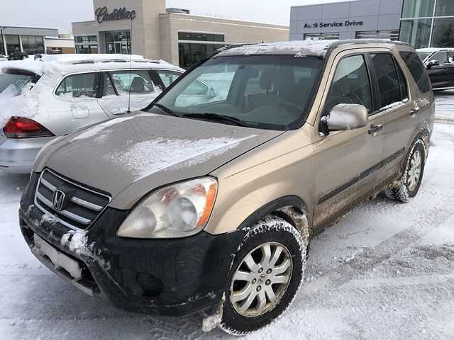 Honda CR-V 2006 $1395.00 incacar.com