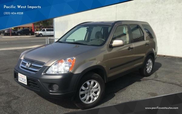 Honda CR-V 2006 $14499.00 incacar.com