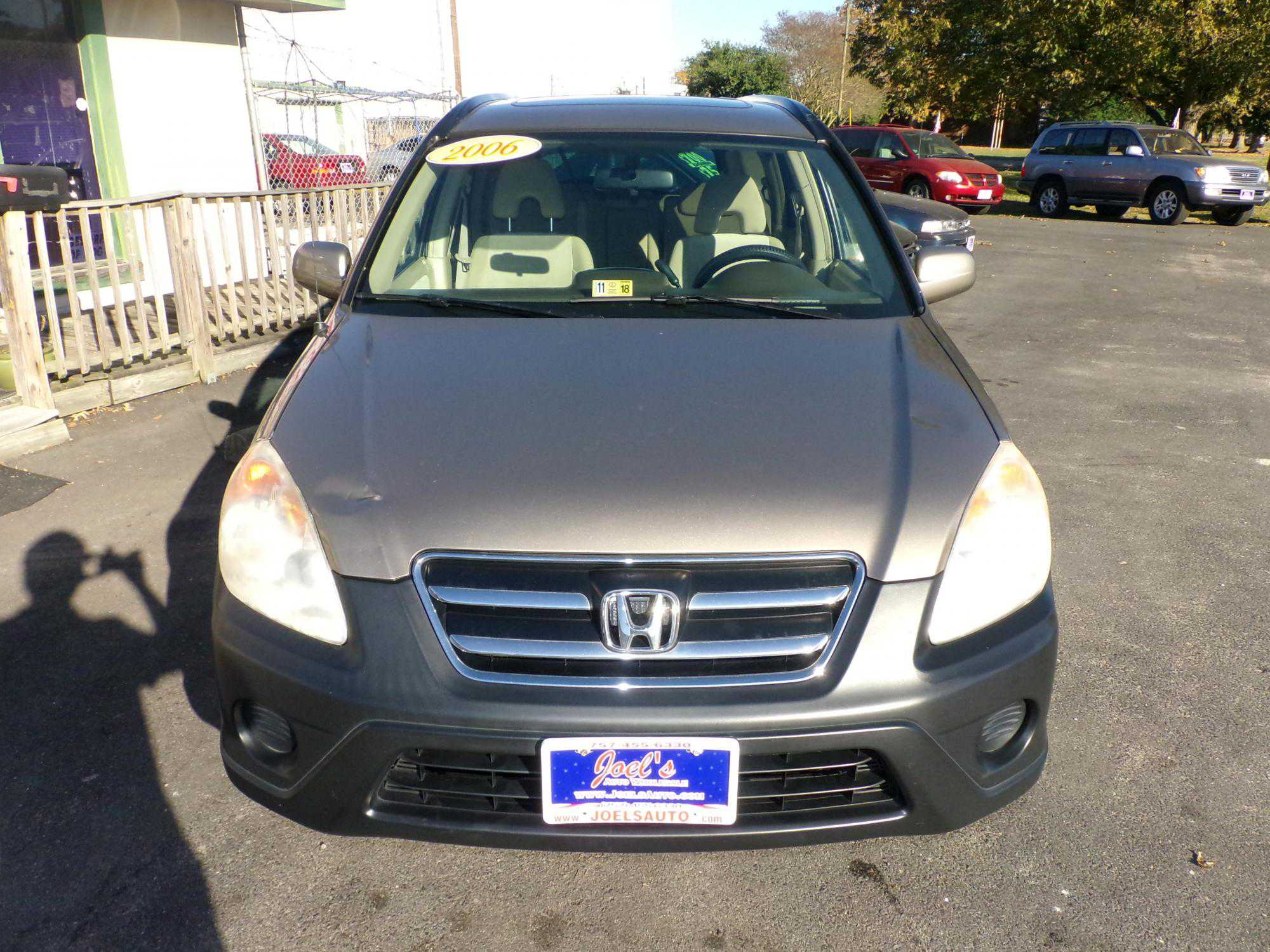 Honda CR-V 2006 $9995.00 incacar.com