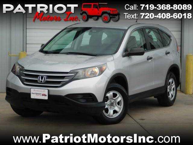 Honda CR-V 2012 $9988.00 incacar.com