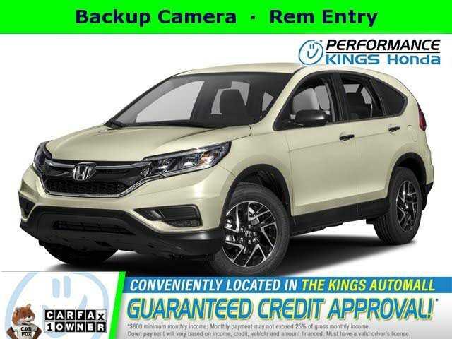 Honda CR-V 2016 $19488.00 incacar.com