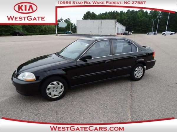 Honda Civic 1996 $5250.00 incacar.com