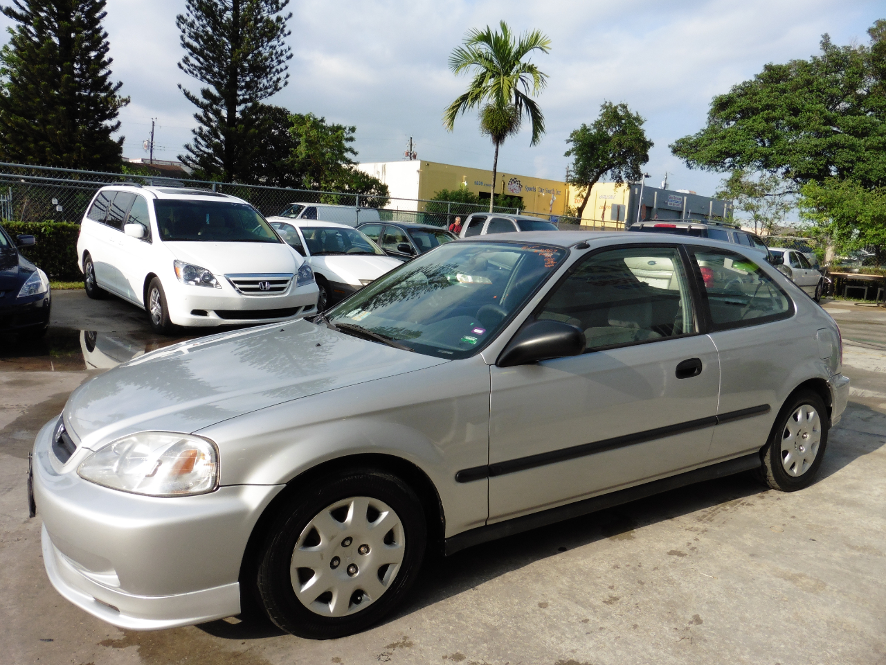 Honda Civic 1999 $4650.00 incacar.com