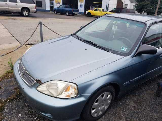 Honda Civic 2000 $995.00 incacar.com