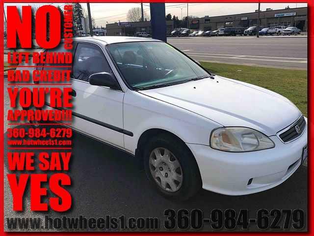 Honda Civic 2000 $3995.00 incacar.com