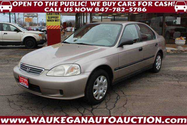 Honda Civic 2000 $900.00 incacar.com