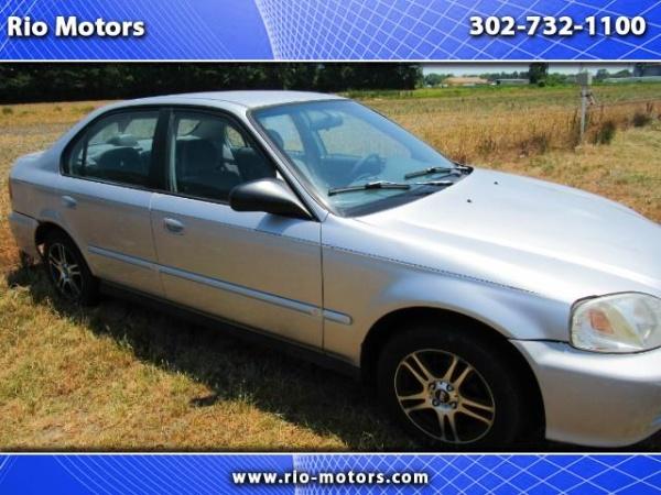 Honda Civic 2000 $1650.00 incacar.com
