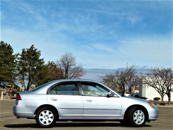 Honda Civic 2001 $3750.00 incacar.com