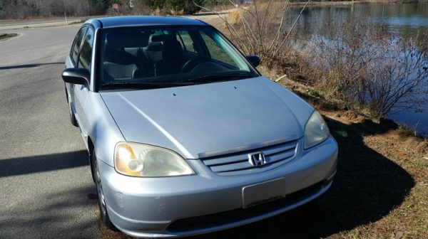 Honda Civic 2001 $3500.00 incacar.com