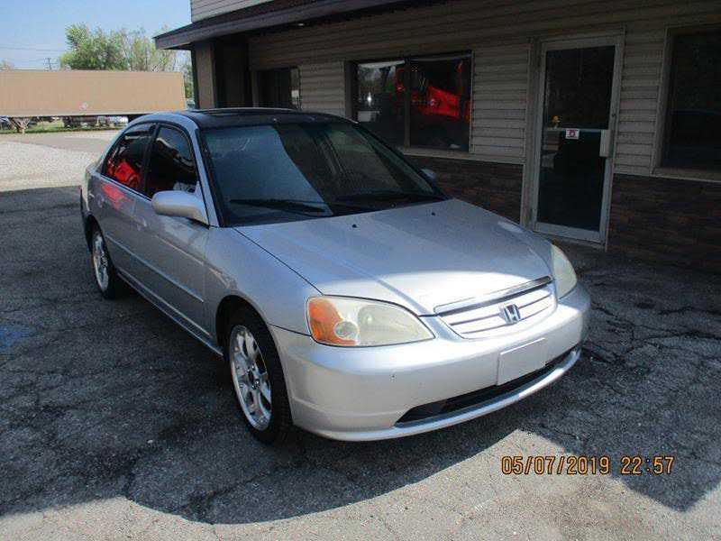 Honda Civic 2001 $1349.00 incacar.com