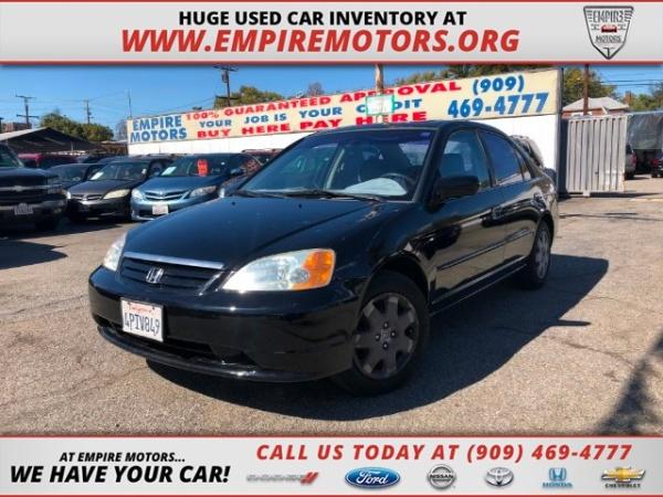 Honda Civic 2001 $4995.00 incacar.com