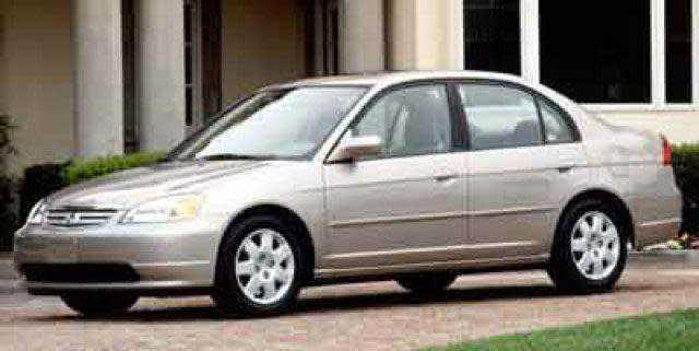 Honda Civic 2001 $1699.00 incacar.com