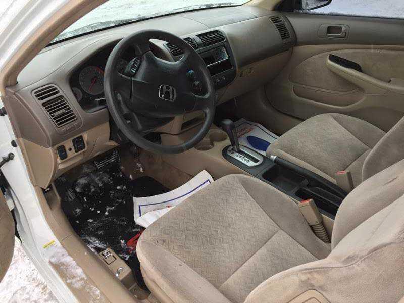 Honda Civic 2001 $1388.00 incacar.com
