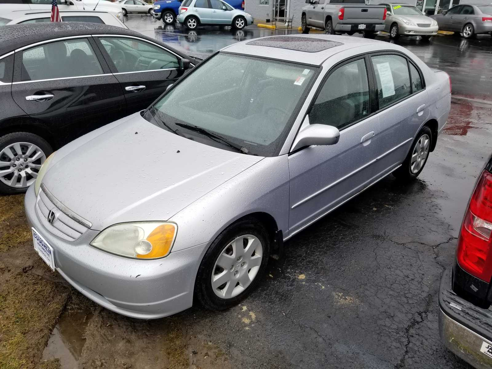 Honda Civic 2001 $1590.00 incacar.com