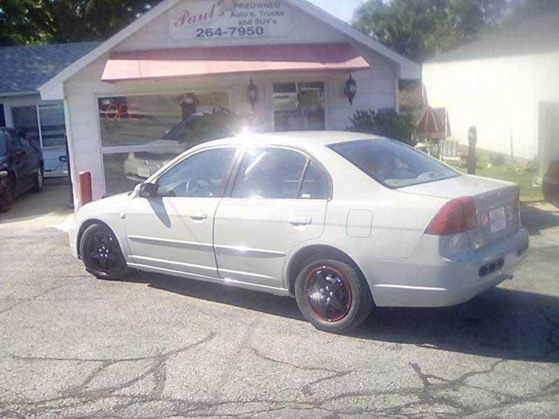 Honda Civic 2001 $1800.00 incacar.com