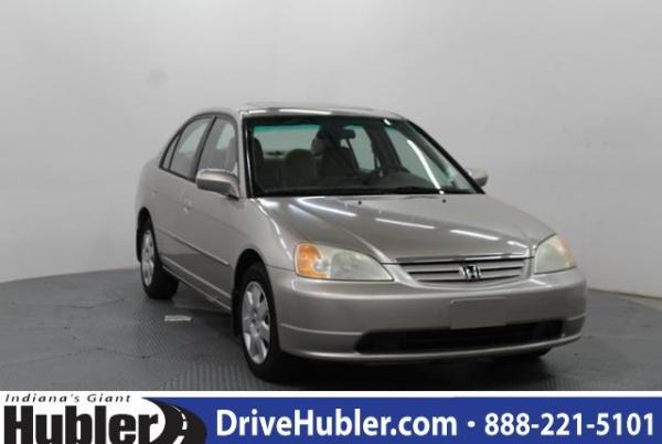 Honda Civic 2001 $3495.00 incacar.com