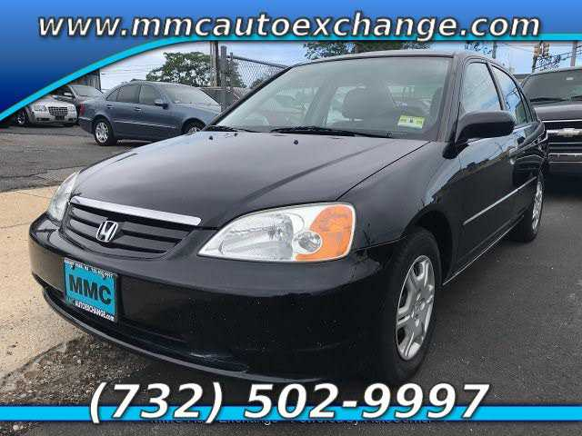 Honda Civic 2002 $3995.00 incacar.com