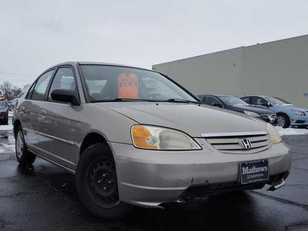 Honda Civic 2002 $1500.00 incacar.com
