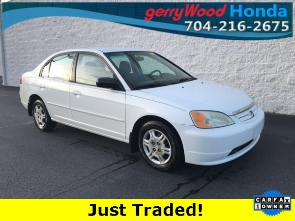 Honda Civic 2002 $2988.00 incacar.com