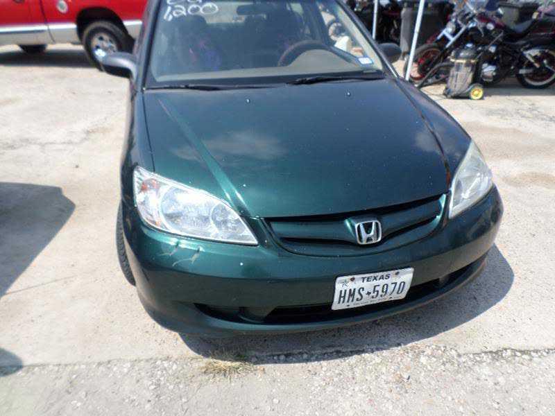 Honda Civic 2002 $1200.00 incacar.com
