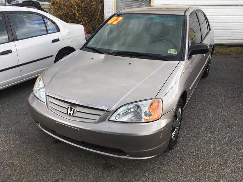 Honda Civic 2002 $3100.00 incacar.com