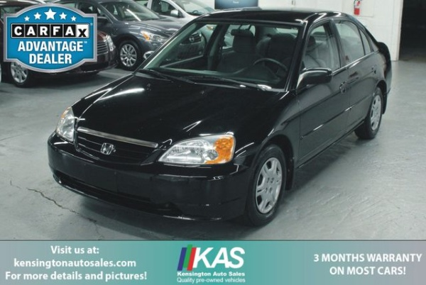 Honda Civic 2002 $5980.00 incacar.com