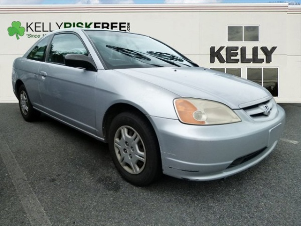 Honda Civic 2002 $3395.00 incacar.com