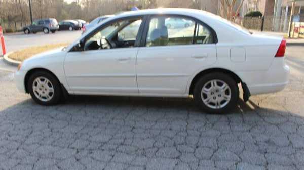Honda Civic 2002 $4550.00 incacar.com