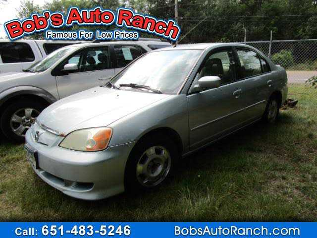 Honda Civic 2003 $1595.00 incacar.com