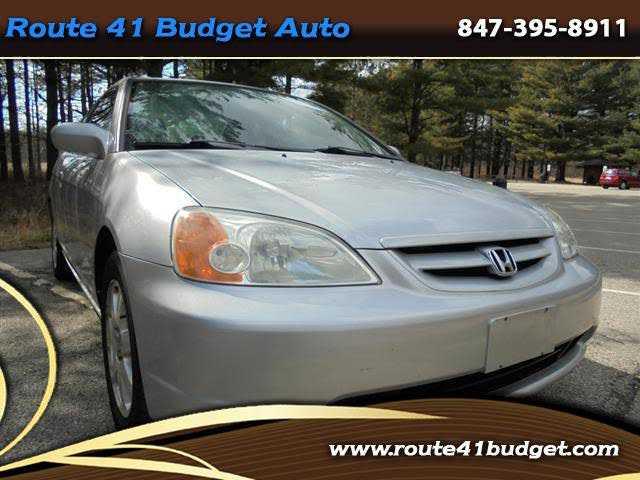 Honda Civic 2003 $2998.00 incacar.com