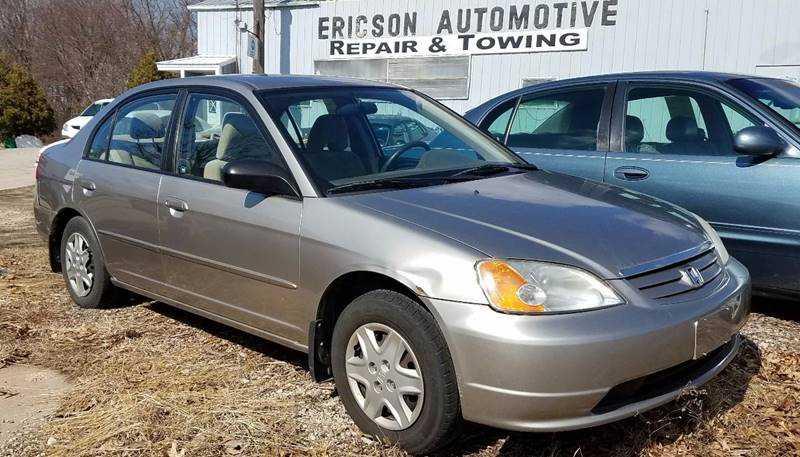 Honda Civic 2003 $2850.00 incacar.com