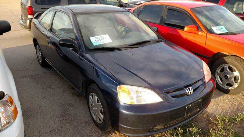 Honda Civic 2003 $1500.00 incacar.com
