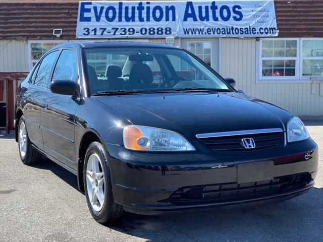 Honda Civic 2003 $4590.00 incacar.com