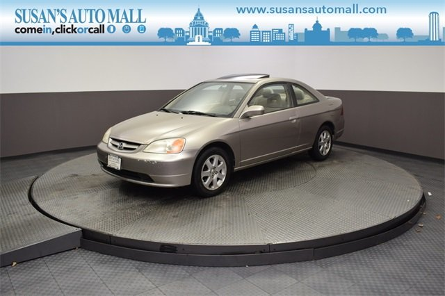 Honda Civic 2003 $3584.00 incacar.com