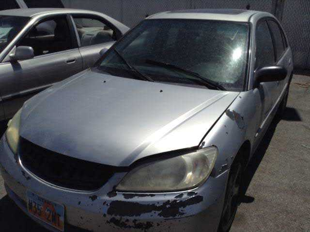 Honda Civic 2004 $1800.00 incacar.com